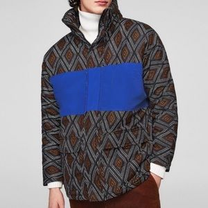 Zara Men's Puffer Jacket